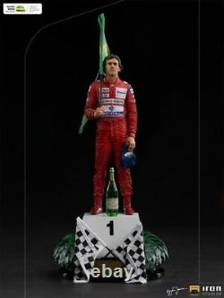 110 Iron Studios ASENNA39420-10 Ayrton Senna Statue Figure Model Doll Toy