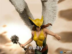 110 Iron Studios DCCDCG39220-10 Hawkgirl Statue Figure Model Doll Toy
