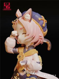 12cm Genshin Impact Diona Figure Toy Collection Cosplay Resin Model Statue Gift