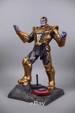 13.5 Marvel Avengers 3 Infinity War Thanos Statue Resin Statue Figure 3 Colors