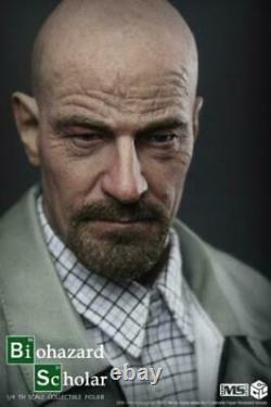 14 CGL TOYS MS01 Breaking Bad Walter White Figure Statue Model Collectible Gift