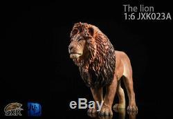 16 Scale JXK Studio JXK023A Brown Lion 2.0 Animal Figure Statue Model Toy
