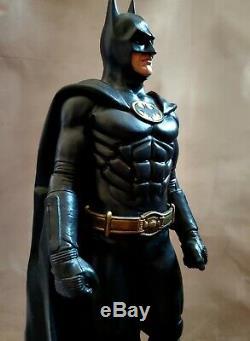 1989 BATMAN 1/6 scale Statue Custom Solid resin figure, Rare Batman piece