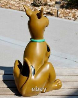 1998 Scooby Doo 12 Figure Statue Warner Bros Cartoon Network New In Box