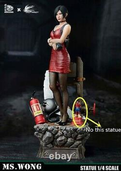 1/4 JORSING x Hot Heart Ms. Wong Ada Wong Agent Figure Statue Normal Version