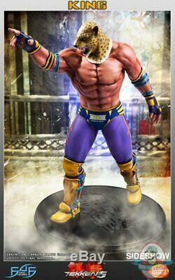 1/4 Scale King Tekken 5 Statue First 4 Figures