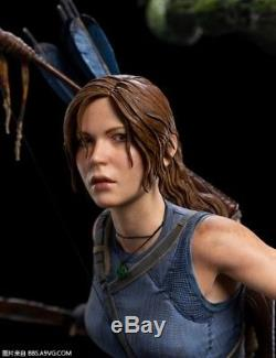 1/4 Shadow of The Tomb Raider Lara Croft Statue Action Figures Pre-Order