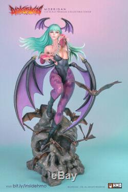 1/4 Vampire Morrigan Aensland Collectible Statue Resin Model GK Figure Pre-Oder