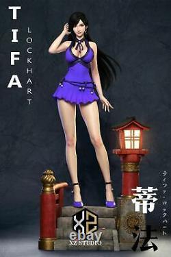 1/4 XZ STUDIO Final Fantasy Goddess Tifa Lockhart Figure Statue Model