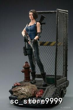 1/4th FE STUDIOS FE003 Resident Evil Statue Jill Valentine Figure EX Ver