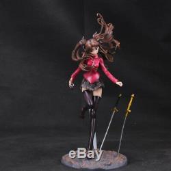 1/6 Anime Fate/Stay Night UBW Tohsaka Rin Painted GK Figure Sexy Statue 10