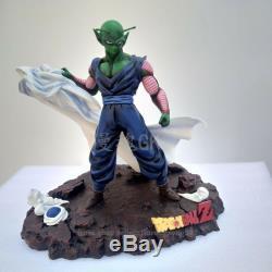 1/6 Dragon Ball Piccolo Cloak Version Resin Gk Statue Action Figure Collection