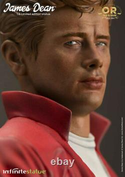 1/6th Infinite Statue James Dean Actor 905614 Male Figure Statue Collectible Toy