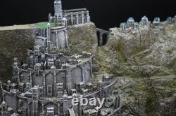 2020 The Lord of The Rings The Capital Of Gondor Minas Tirith Model Statue