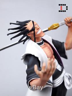 ADGK BC005 BLEACH Kenpachi Zaraki Resin GK Statue Japan Anime Collection Figure