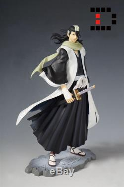 ADGK BC006 BLEACH Kuchiki Byakuya Resin GK Statue Japan Anime Collection Figure