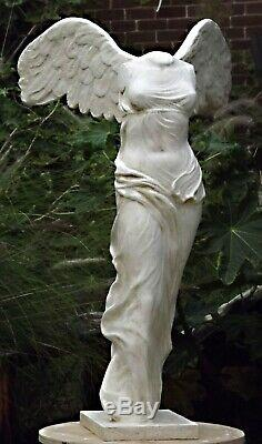 AU New Ancient Nike Victory Statue Art Greek Sculpture Office Home Garden Decor