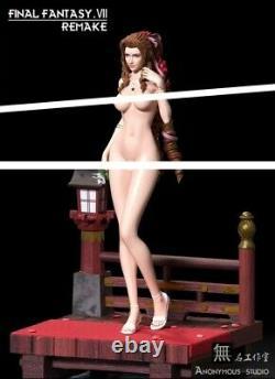 Aerith Gainsborough Anonymous studio Resin Figure Statue Final Fantasy Presale