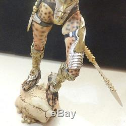 Alien vs. Predator Woman Predator Resin GK Action Figure Collection 14 Statue