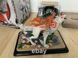 Amaterasu Regular Edition 1/4 Scale First4Figures F4F Statue Okami #386
