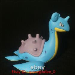 Anime Pokemon Lapras Figure Toy Decoration Statue Model Resin Cosplay Decor Gift