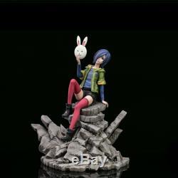 Anime Tokyo Ghoul Kirishima Touka Resin GK 1/8 Limited Statue Kaneki Ken Figure