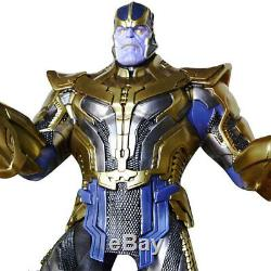 AvengersInfinity War Thanos Statue Resin Action Figure 14in In Box Marvel Hot