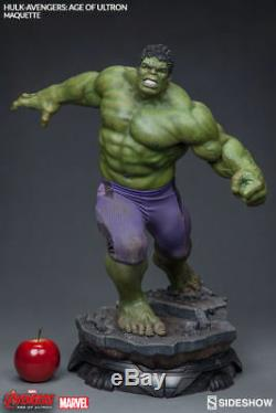 Avengers Age Of Ultron 24 Inch Statue Figure Maquette Hulk Sideshow 400268