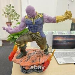 Avengers Endgame Thanos 1/4 Scale Action Figure Resin Statue Collectible Model