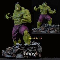 Avengers Hulk Painted Resin Model Statue Figurine GK Figure Collection IN STOCK