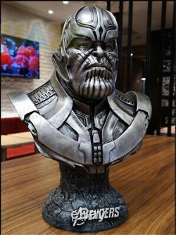 Avengers Infinity War Thanos Figure 1/2 Bust Resin Statue Figure 14 Toys New