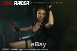 BDTOYS 1/8 BD008 The Lara Croft Statue Tomb Raider Figure Platform Collectibles