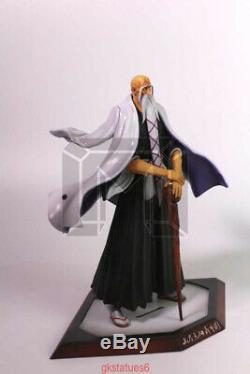 BLEACH MODEL PALACE Yamamoto Genryuusai Shigekuni Resin GK Figure Statue