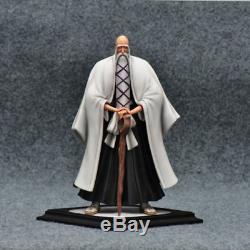 BLEACH Yamamoto Genryuusai Shigekuni Resin Statue Captain Serious GK Figure Toys