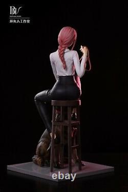 Bad Women Studio Chainsaw Man Makima Resin Scale 1/4 GK Statue Figure PREORDER