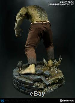 Batman DC Comics Sideshow Killer Croc Premium Format Figure Statue In Stock