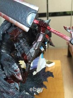 Berserk Guts Armour ver. Figure Painted statue COLLECTOR'S EDITION 12 GK Resin