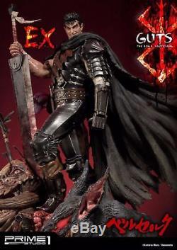 Berserk Prime1 Studio Guts Exclusive Upm 90cm Statue Resin Figure New. Pre-order