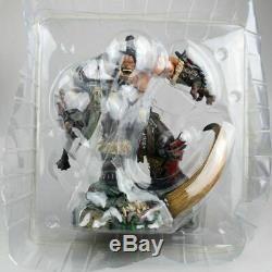 Best 24cm WOW Grommash hellscream gk resin figure statue toy Collection model