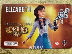 Bioshock Infinite Elizabeth Gaming Heads Statue 208/1000 Figure 18 RARE