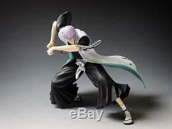 Bleach Ichimaru Gin GK Resin Statue Anime Action Figure Collection New In Stock