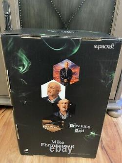 Breaking Bad Limited Edition Statue Figure 1/4 Mike Ehrmantraut ONLY 500 EXIST
