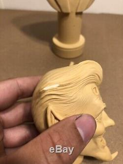 COOP Smoking Devil Bust Devil Girl Resin Statue Figure SIMIAN BARSOM NEW RARE