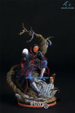 CS Cloud Studio Naruto Tobi Resin Figure Uchiha Obito GK Collector Resin Statue