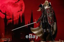 Castlevania Symphony of the Night Alucard Statue Figure 15 Scale Resin ABS PU