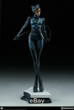 Catwoman Selina Kyle Stanley Artgerm Lau Artist Series Statue Figure by Sideshow