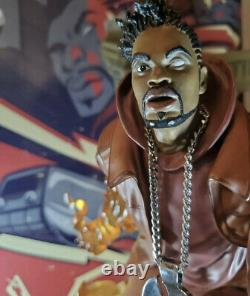 Concrete Jungle Method Man WuTang Collectible Statue Figure Signed Sold Out New