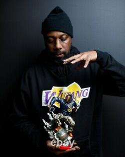 Concrete Jungle Statue WU-TANG Inspectah Deck SOLD OUT Limited to 300 Preorder