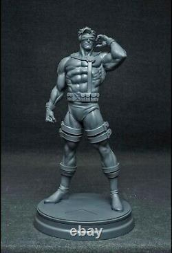 Custom Marvel X-Men cyclops 1/4 Scale Resin Fan Art Garage Kit Figure Statue kit