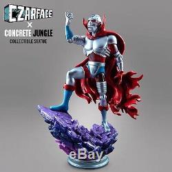 Czarface X Concrete Jungle Statue Resin Action Figure RARE Ltd 200 Pieces